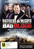 Hatfields & McCoys Bad Blood DVD