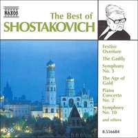 The Best of Shostakovich by Dmitri Shostakovich