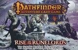 Pathfinder - Rise of the Runelords: Skinsaw Murders Deck
