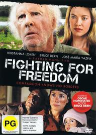 Fighting for Freedom on DVD