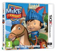 Mike The Knight And The Great Gallop for Nintendo 3DS