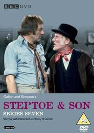 Steptoe & Son - The Complete 7th Series on DVD image