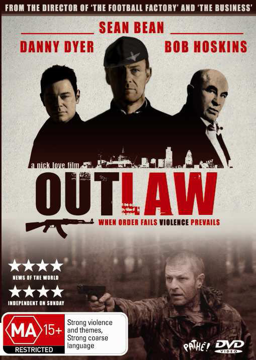 Outlaw on DVD image
