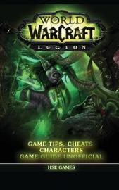 World of Warcraft Legion by The Yuw