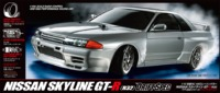 Tamiya: 1/10 Nissan Skyline GT-R (R32) - RC Model Kit