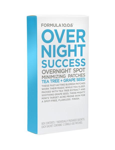 Formula 10.0.6 - Overnight Success Patches