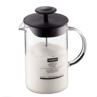 Bodum: Latteo Milk Frother with Glass Handle (250ml) image