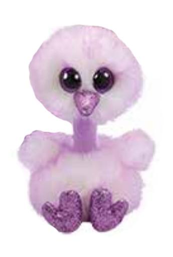 Ty Beanie Boo: Kenya Ostrich - Large Plush