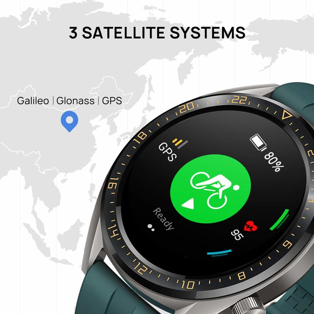 Huawei Watch GT (Titanium Grey/Green) image