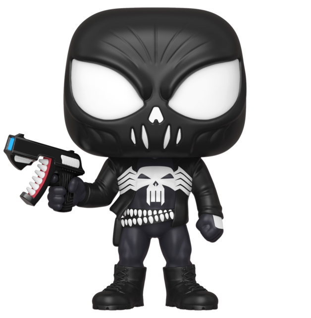 Marvel: Venomized Punisher - Pop! Vinyl Figure