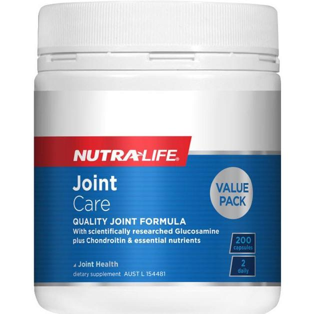 Nutra Life: Joint Care Caps (200s)