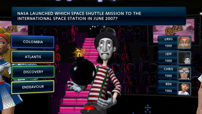 Buzz! Quiz TV (Game Only) for PS3 image