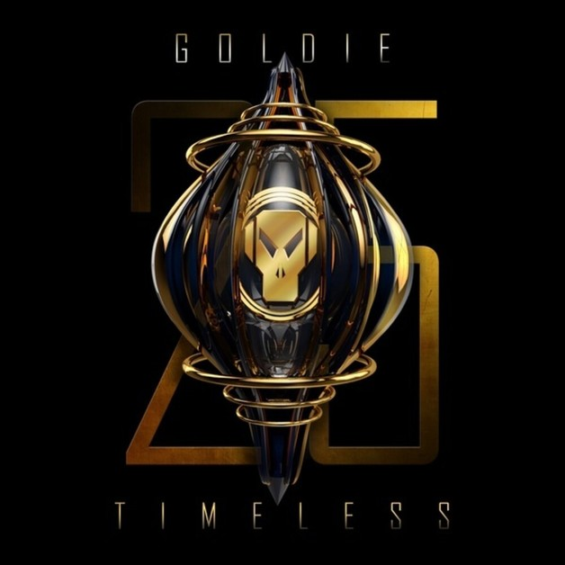 Timeless 25 Year Anniversary Edition by Goldie