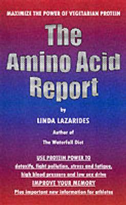 Amino Acid Report by Linda Lazarides image
