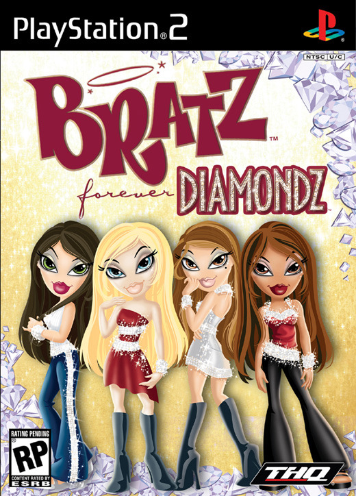 Bratz: Forever Diamondz for PlayStation 2