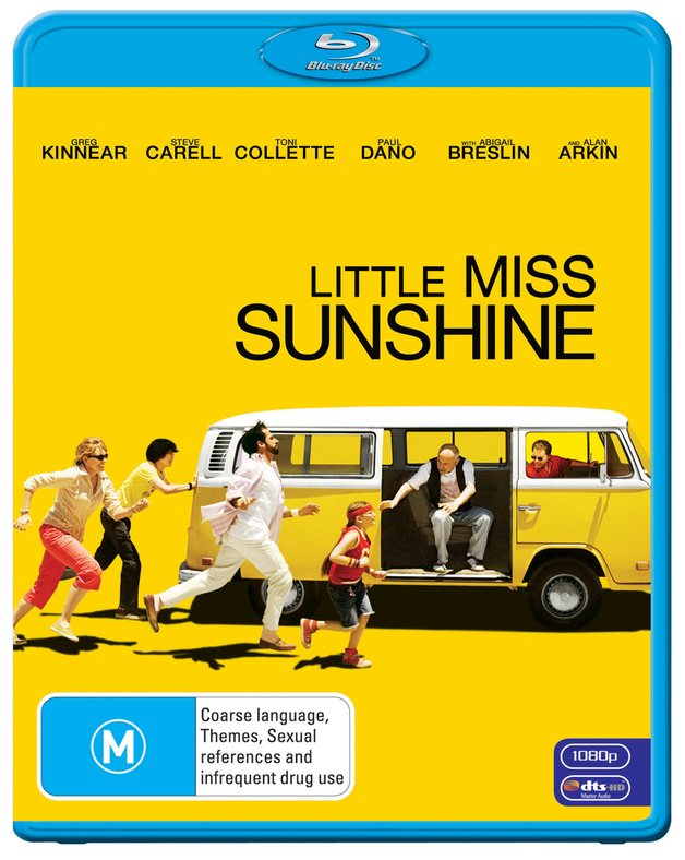 Little Miss Sunshine on Blu-ray