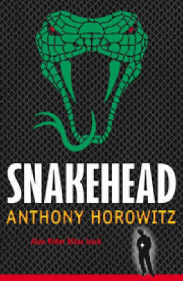 Snakehead (Alex Rider #7) (black cover) by Anthony Horowitz