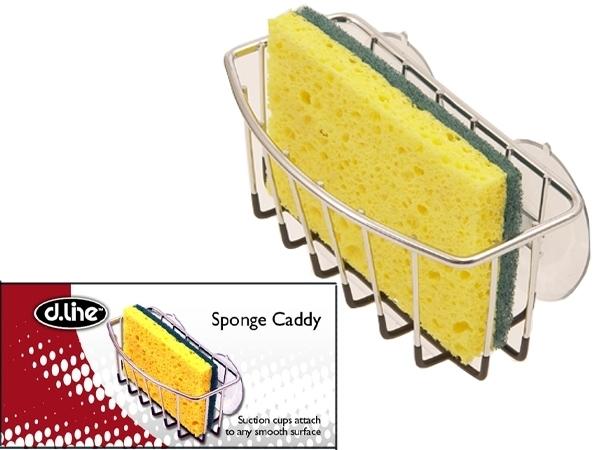 Sponge Caddy