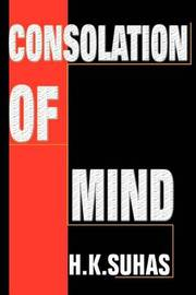 Consolation of Mind by H.K. Suhas image