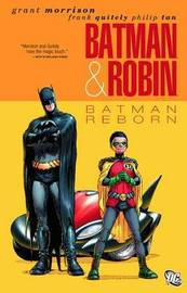 Batman & Robin Vol. 1 by Grant Morrison