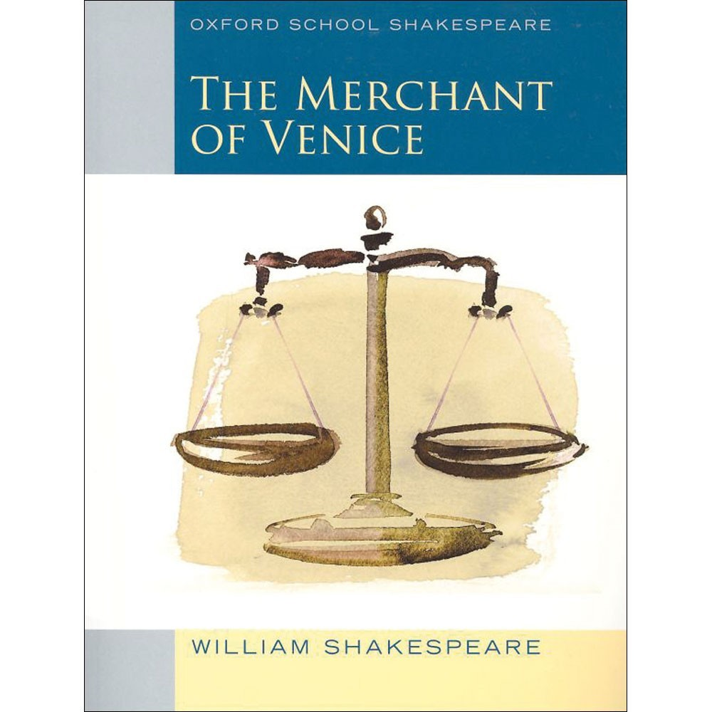 Oxford School Shakespeare: Merchant of Venice by William Shakespeare image