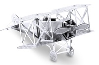Metal Earth: D:VII Fokker - Model Kit image