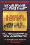 Reengineering the Corporation by Michael Hammer