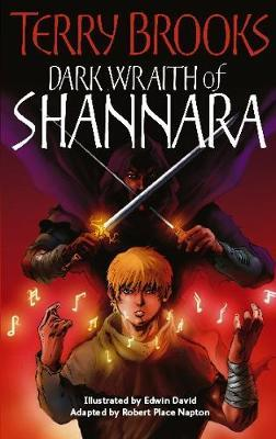 Dark Wraith of Shannara (graphic novel) by Terry Brooks