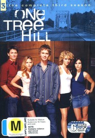 One Tree Hill - The Complete 3rd Season on DVD image