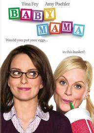 Baby Mama on DVD
