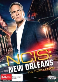 NCIS: New Orleans - Season 3 on