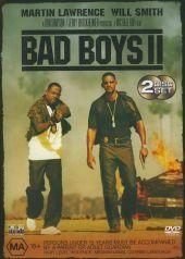 Bad Boys Ii on DVD