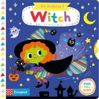 My Magical Witch by Campbell Books