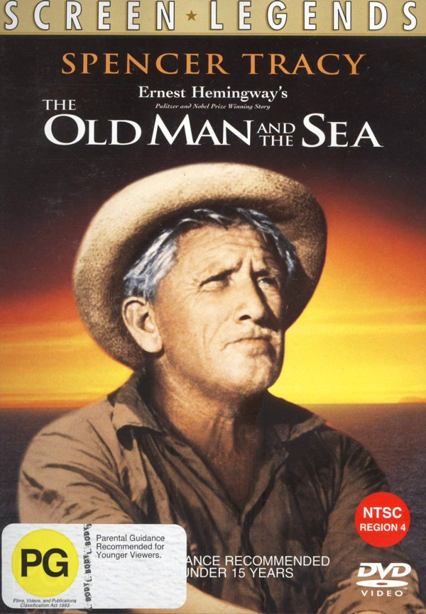 Old Man and the Sea (NTSC) on DVD image