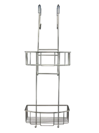 L.T. Williams - Over screen Stainless Steel Shower caddy