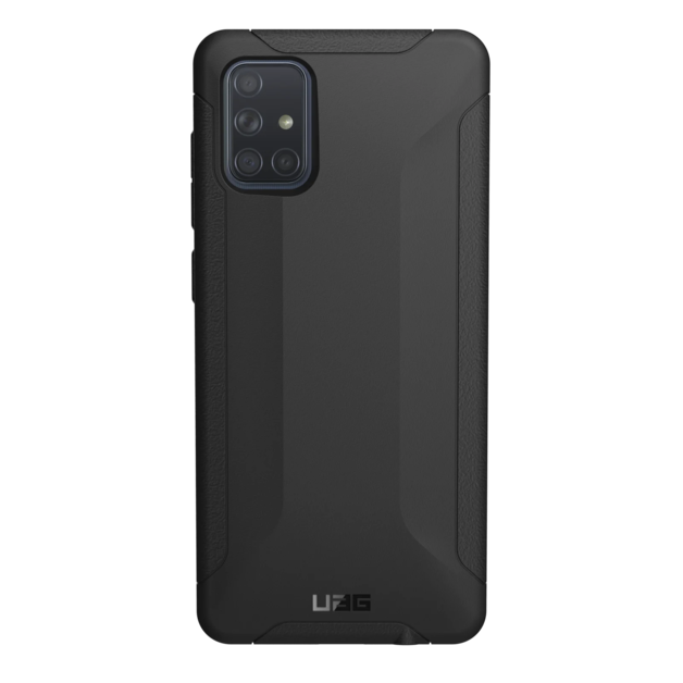 UAG: Scout Hardcase - For Samsung Galaxy A71 (Black)