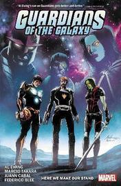 Guardians Of The Galaxy By Al Ewing Vol. 2 by Al Ewing