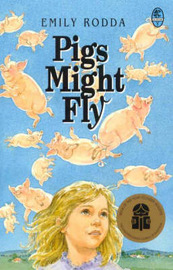 Pigs Might Fly by Emily Rodda image