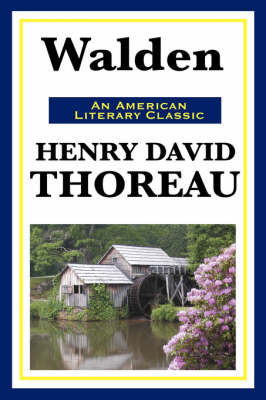 Walden by Henry David Thoreau
