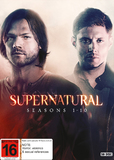 Supernatural - Season 1-10 Boxset DVD