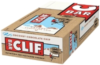 Clif Bar - Coconut Chocolate Chip (Box of 12) image