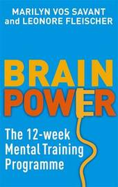 Brain Power by Marilyn Vos Savant
