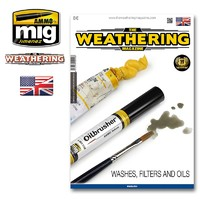 The Weathering Magazine Issue 17: Washes, Filters & Oils
