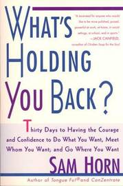 What's Holding You Back? by Horn image