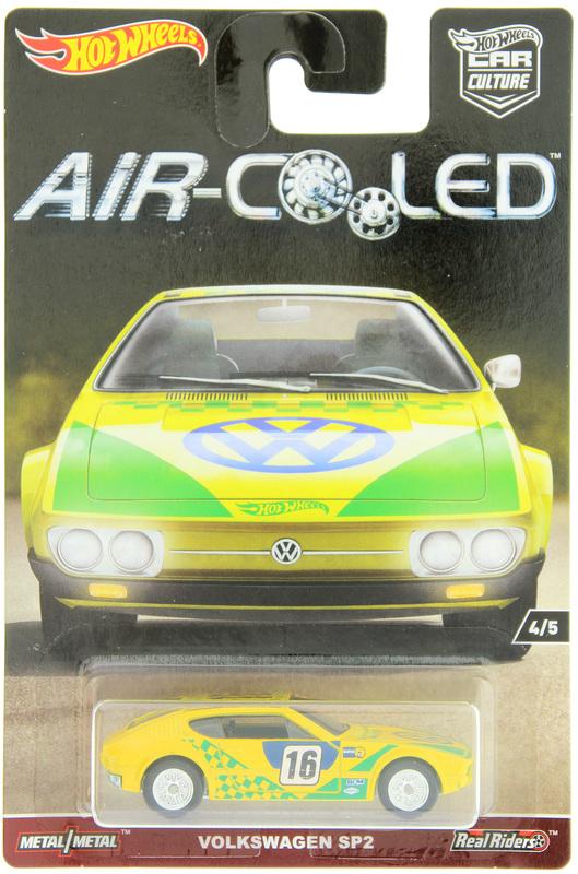 Hot Wheels Car Culture - Volkswagen SP2