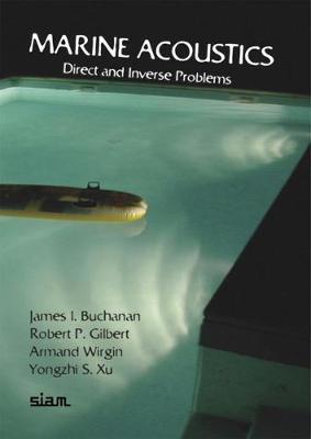Marine Acoustics by James L. Buchanan image
