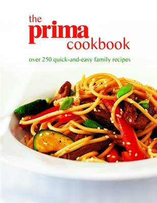"The ""Prima"" Cookbook by Katie Rogers"