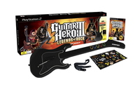 Guitar Hero III + Wireless Guitar Bundle (ex shelf stock) for PlayStation 2 image