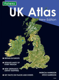 UK Atlas by Patricia Harrison image