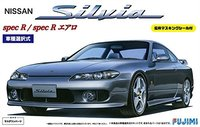 Fujimi: 1/24 Nissan Silvia (S15 Spec R) - Model Kit